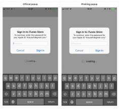 Vývojář informuje o jednoduchém způsobu ukradení hesla k Apple ID