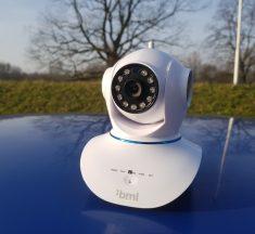 BML Safe Eye 360: Kamerová zabezpečovačka za pár babek